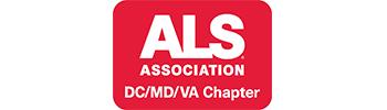 ALS Association - DC/MD/VA Chapter Logo