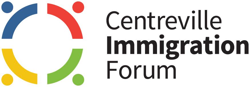 Centreville Immigration Forum  Logo