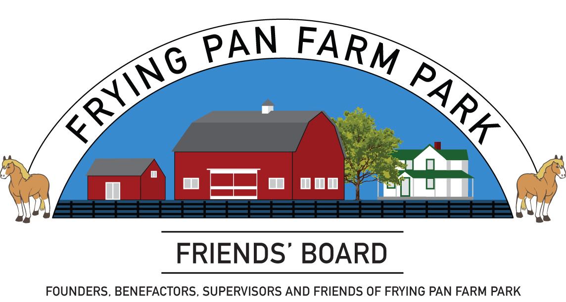 Friends of Frying Pan Farm Park Logo