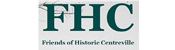 Friends of Historic Centreville Logo