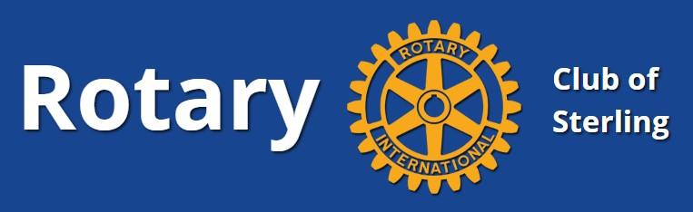Rotary Club of Sterling Logo