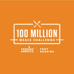 Feeding America 100 Million Meals Challenge