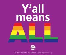 Same-sex marriage supreme court ruling, SPLC