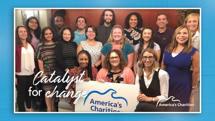 Employee Workplace Giving and Business Philanthropy Solutions