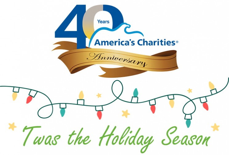 America's Charities - happy holidays and thank you!