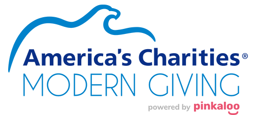 America's Charities Modern Giving powered by Pinkaloo