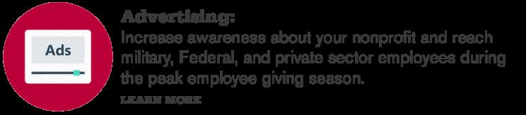 Nonprofit Member Ad Campaign