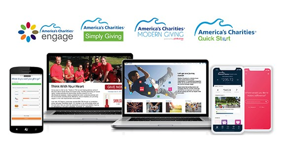 America's Charities Giving and CSR solutions