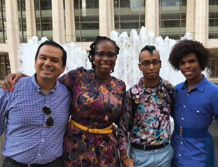 Point Foundation Scholars