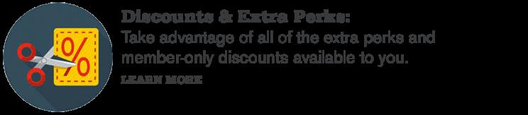 Nonprofit Member Discounts