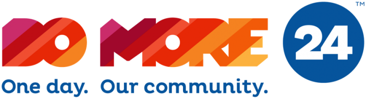 Do More 24 logo