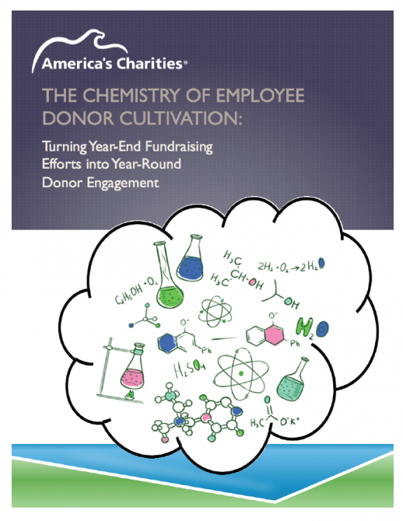 Workplace giving donor cultivation