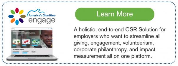 America's Charities Engage CSR Solution