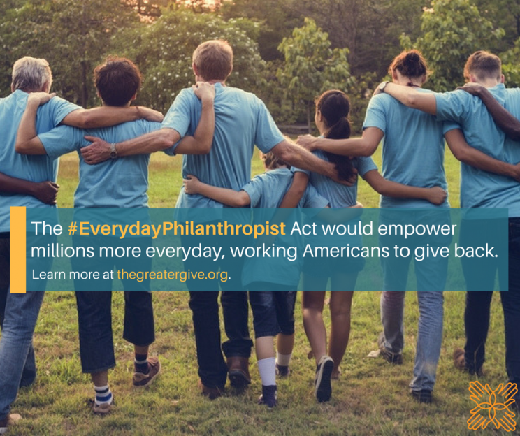 Everday Philanthropist Act