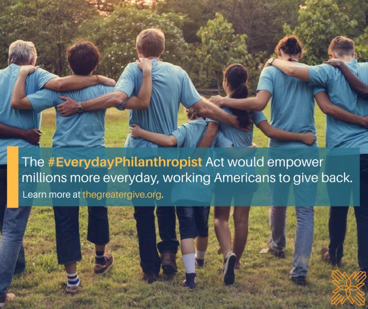 Everday Philanthropist Act