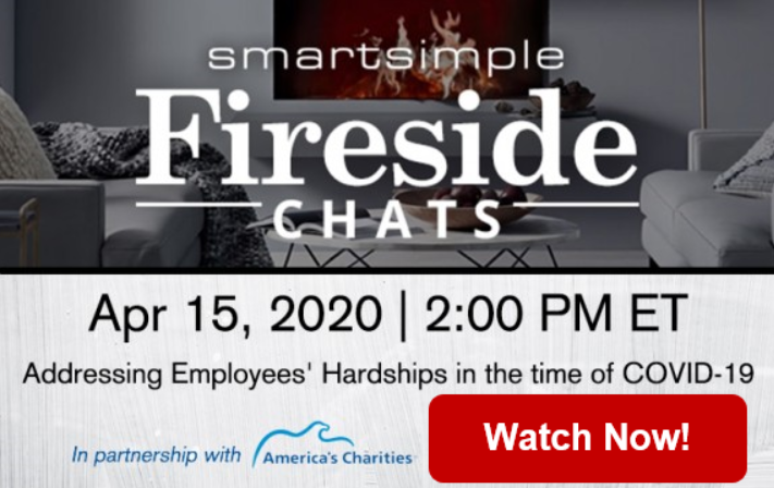 EAF Fireside Chat - watch now!