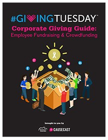 Giving Tuesday Corporate Crowdfunding & Fundraising Guide