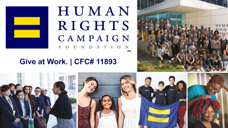 Human Rights Campaign: Making a More Inclusive and Accepting World for Everyone
