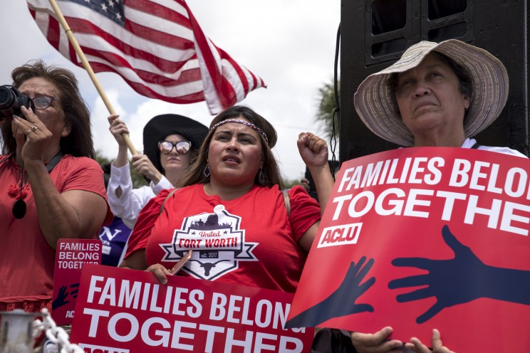 Defending Immigrant Rights