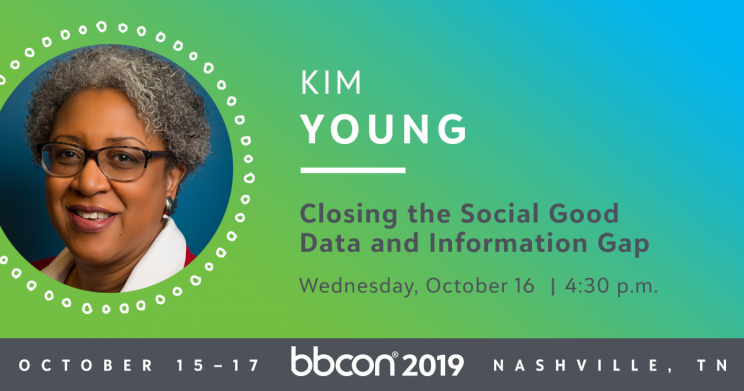 Kim Young at bbcon 2019