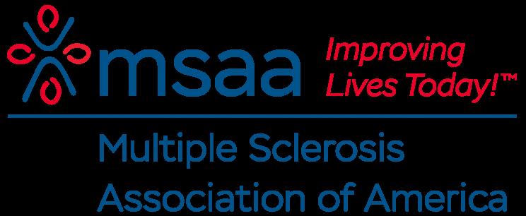 Multiple Sclerosis Association of America (MSAA) logo
