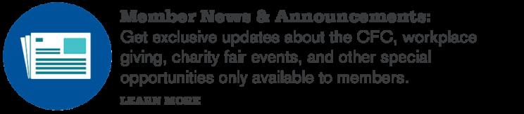 Nonprofit Member News