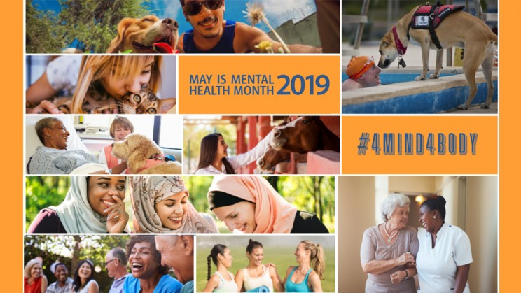May is Mental Health Month: Raise Awareness, Erase the Stigma, and Get Support!