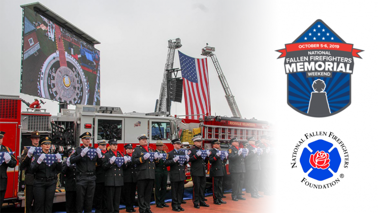 38th Annual National Fallen Firefighters Memorial Weekend