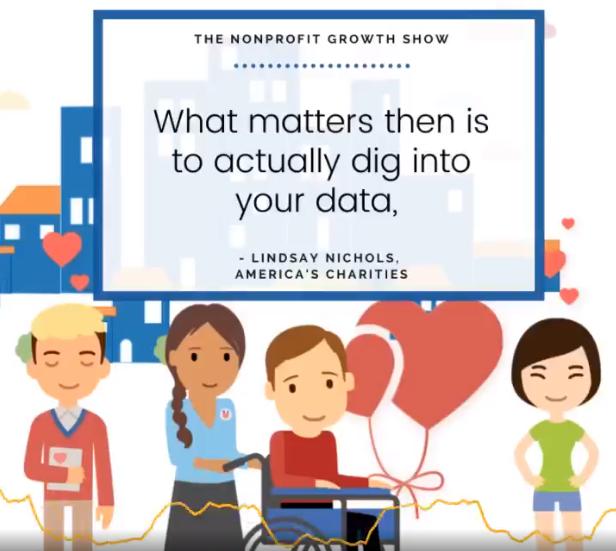 Lindsay J.K. Nichols on the Nonprofit Growth Show podcast