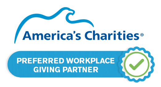 America's Charities Preferred Workplace Giving Partner