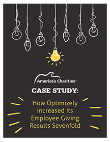 How Optimizely Increased Its Employee Giving Results Sevenfold