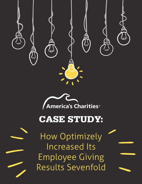 Case Study: How Optimizely Increased Employee Giving Results Sevenfold