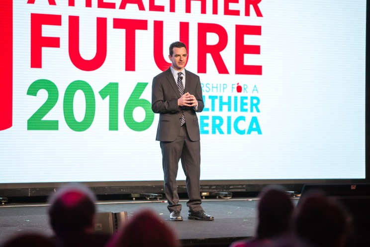 Partnership for a Healthier America Summit 2016