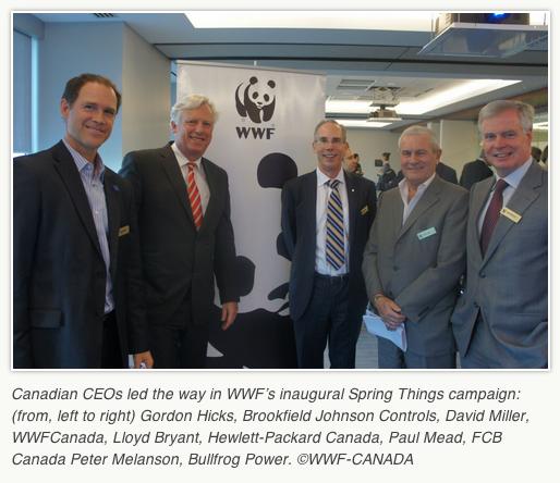 Passionate CEOs inspire environmental philanthropy at work