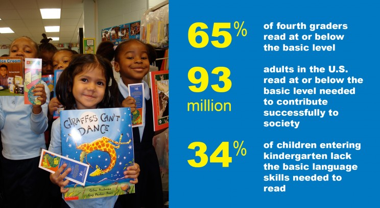 Solving illiteracy in America