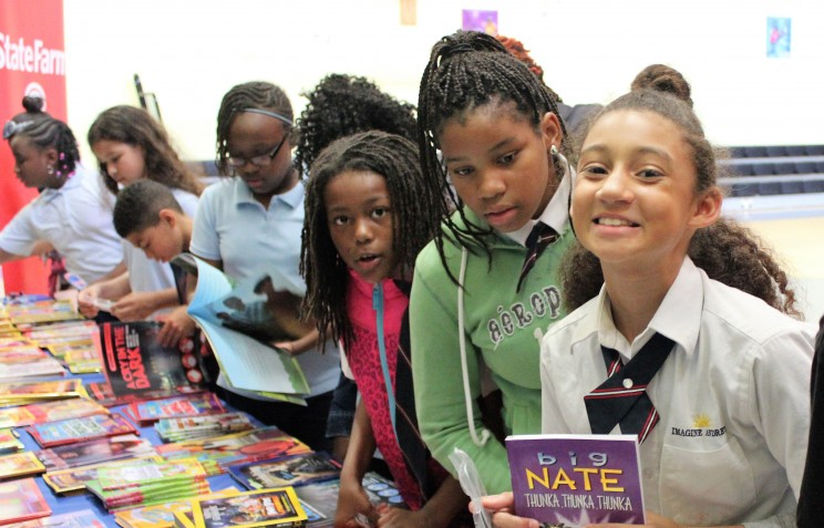 Reading Is Fundamental - Champion Children's Literacy This National Reading Month