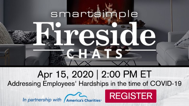 Virtual Fireside Chat: Addressing Employees' Hardships in the time of COVID-19