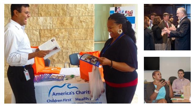 Work for America's Charities