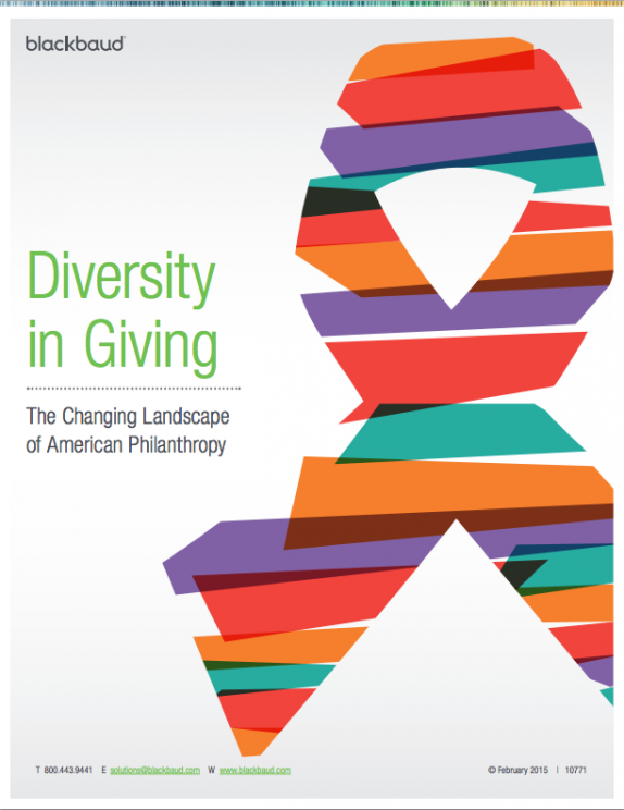 Diversity in Giving