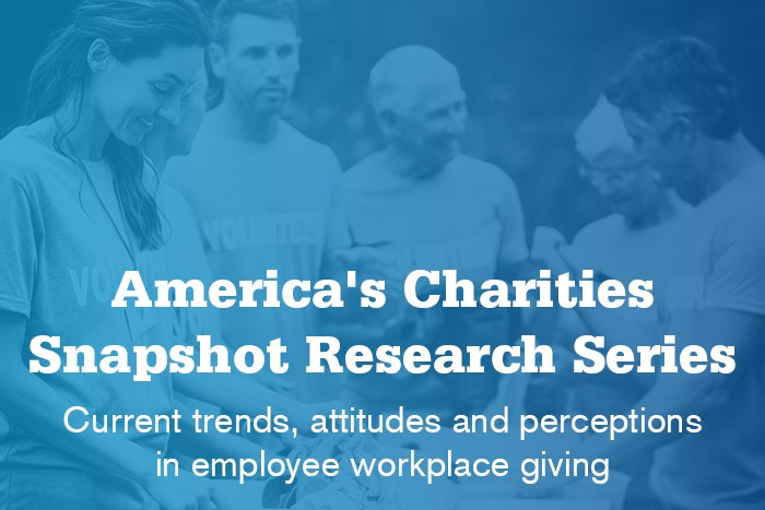 America's Charities Snapshot Research Series