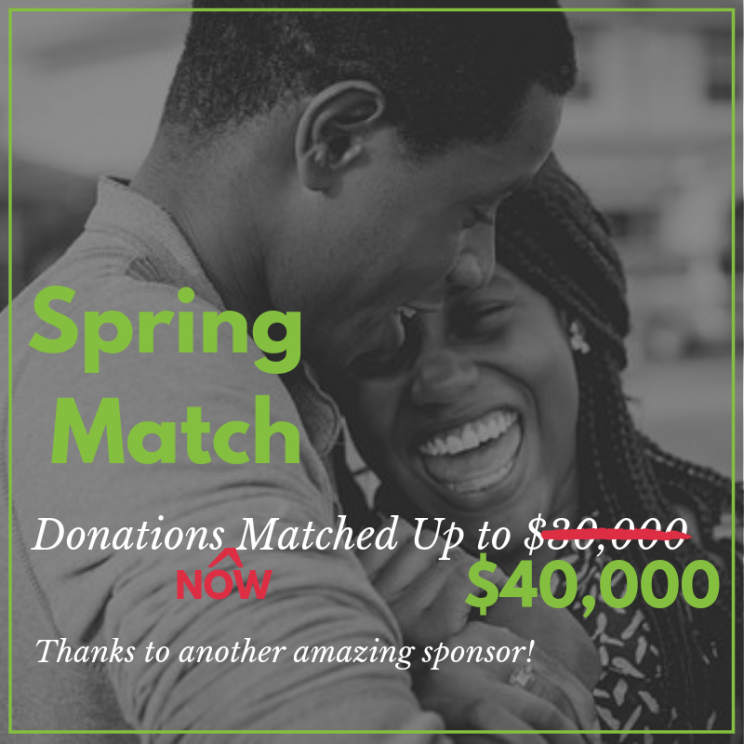 Christian HELP Spring Match Campaign to Prevent Homelessness in Florida