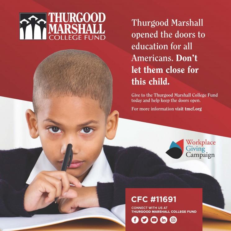 Thurgood Marshall College Fund