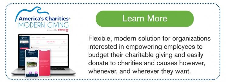 Modern Giving solution
