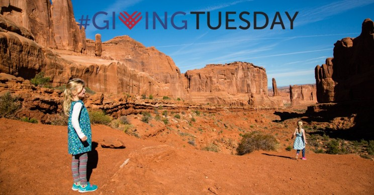 The Conservation Fund giving tuesday