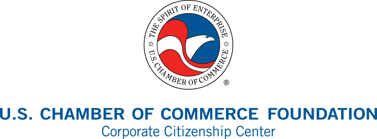 EAFs presented America's Charities and U.S. Center of Commerce Foundation