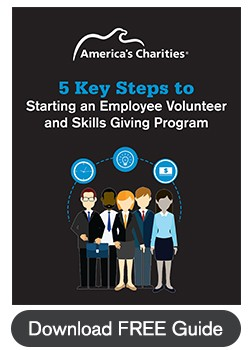 5 Key Steps to Starting an Employee Volunteer Program