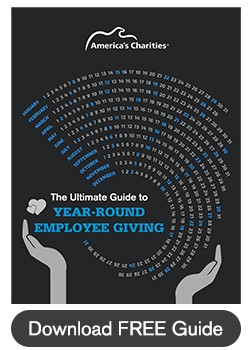 The Ultimate Guide to Year-round Employee Giving