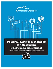 Metrics & Methods for Measuring Social Impact