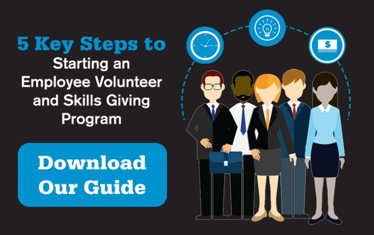 Volunteer & Skills Giving Program