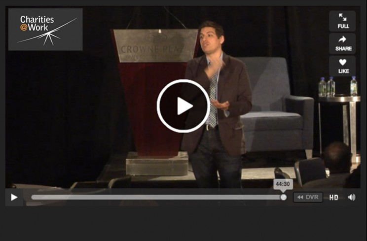 Charities@Work 2014 Summit Videos